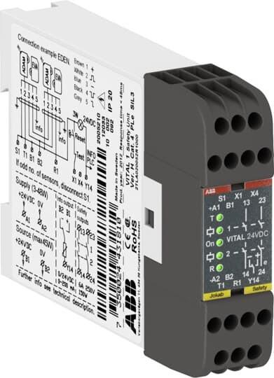 ABB 2TLA020052R1000 Safety Controller
