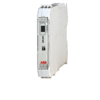 Abb TTR200 Rail Mount Temperature Transmitter