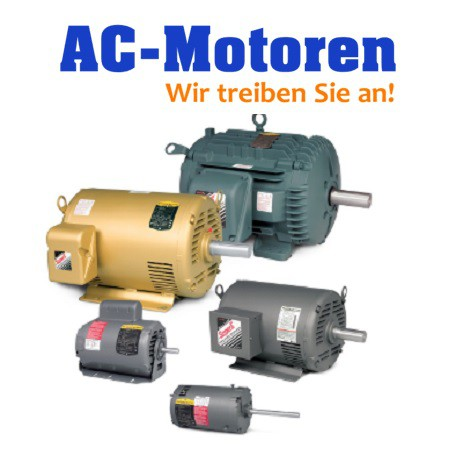 AC-Motoren IE2AC13MC400 Three-phase asynchronous motor with squirrel-cage rotor