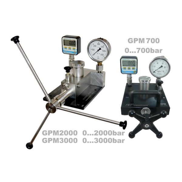 AEP GPM Manual Pump Pressure Generators