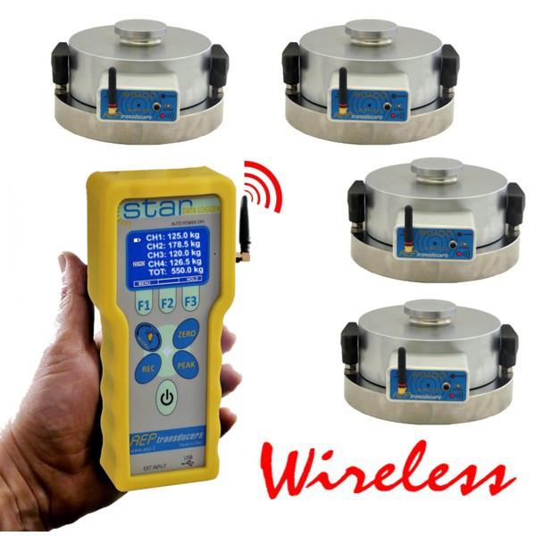 AEP TC4-WIMOD C2S-WIMOD TCE-WIMOD Wireless Dynamometers