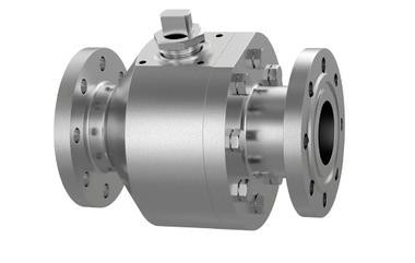Amg Pesch Type C  2-Way Ball Valve