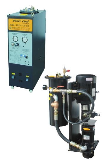 Aryung ACFS-T-30-BM(PL)-50 Coolant filter system