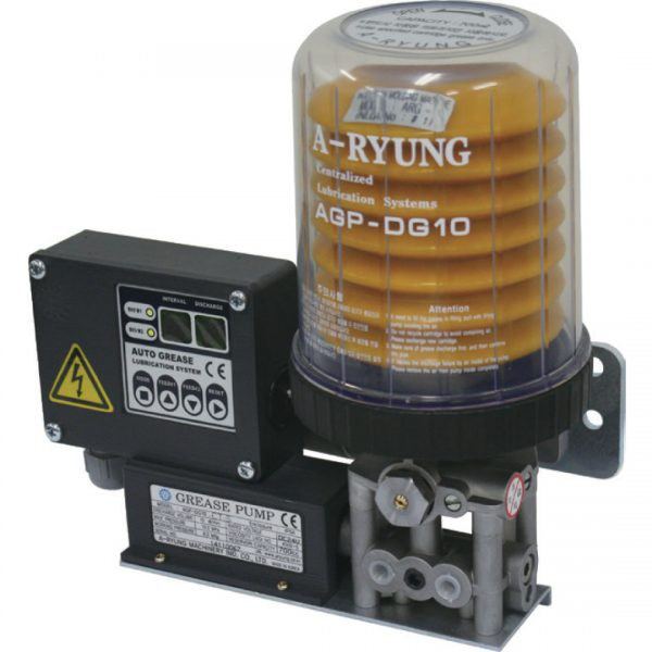 Aryung AGP-DG10 Compact Electric Grease Pumps