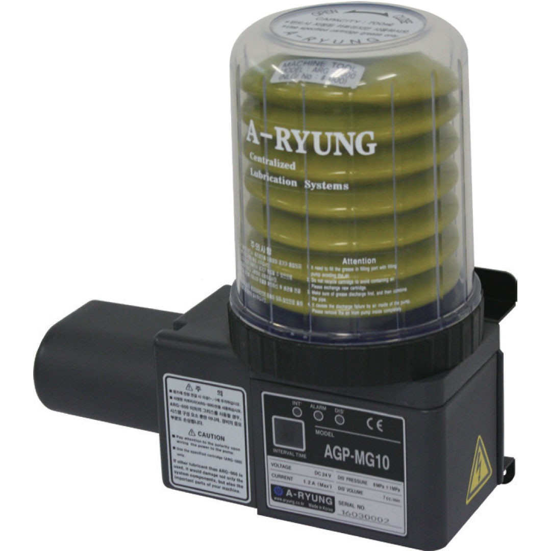 Aryung AGP-MG10 Compact Electric Grease Pumps