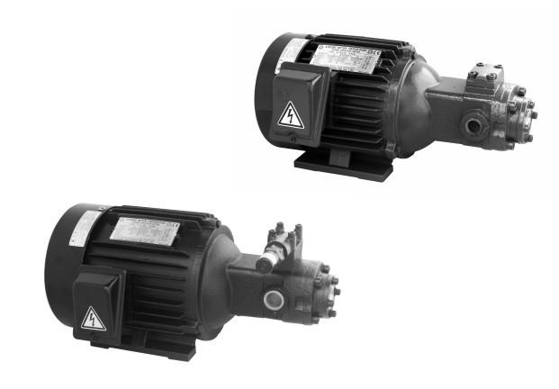 Aryung AMTP-400-212HA Motor T-ROTOR pumps
