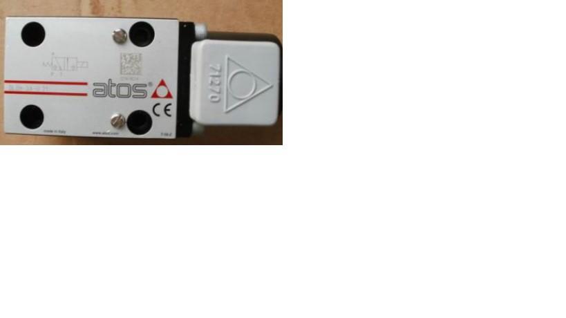 Atos DLEH-3C-X 24DC Solenoid  Directional  Valve