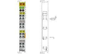 BECKHOFF KL1722  -Channel Digital Input Terminal