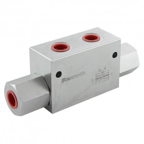 Bosch Rexroth BP2/10 VALV.RIT.PIL.DOPPIA 3/8