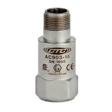CTC AC903-1A Intrinsically Safe Accelerometers