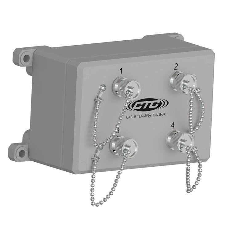 CTC CT101-4C Cable Termination Boxe