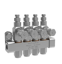 Dropsa DL 32  Grease injector