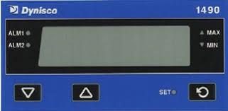 Dynisco 1490-4-0-0-0-0 Panel Indicator