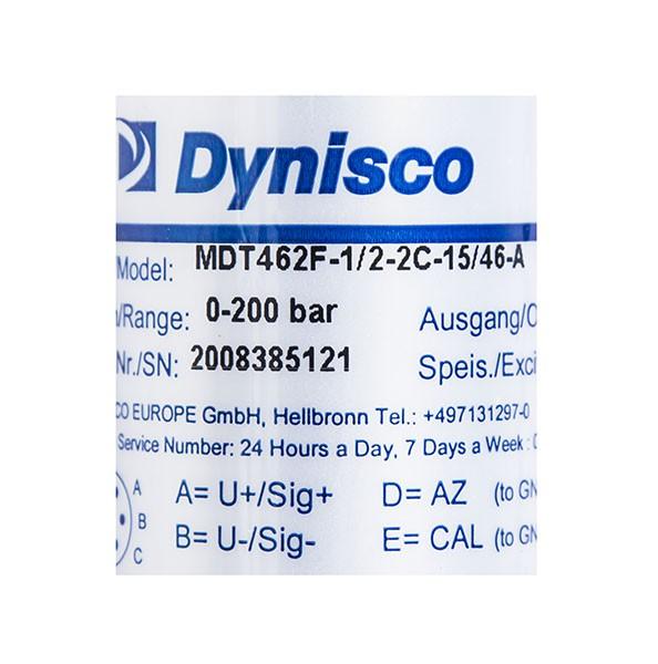 Dynisco MDT462F-1/2-2C-15/46 Melt Pressure Transmitters