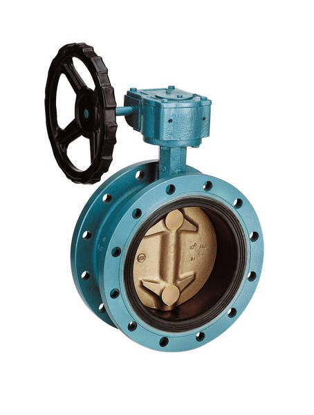 Ebro-Armaturen F 012-A Resilient Seated Valves