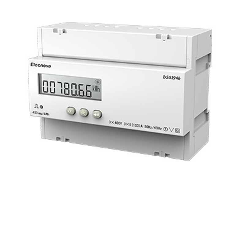 Elecnova DSS1946 DIN-rail mounted energy meter