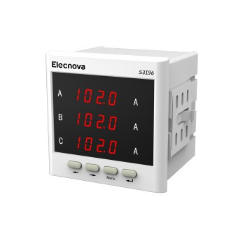 Elecnova S3I96 Three-phase AC ammeter