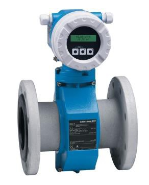 ENDRESS+HAUSER 10W1H-UC0A1AG4A4AA Electromagnetic Flowmeter