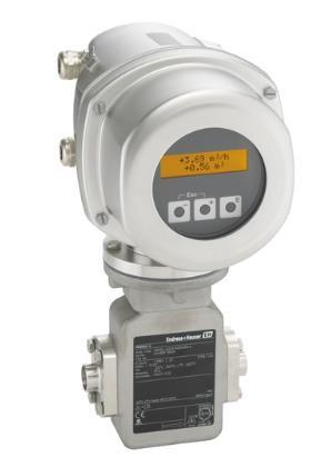 ENDRESS+HAUSER 50H04-KA01A1AA0AAA Flowmeter