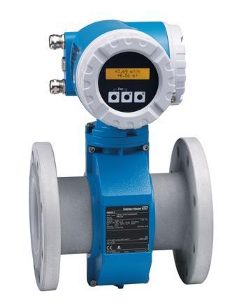 ENDRESS+HAUSER 50P3F-ED1A1AC0AEAA Flowmeter