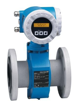 ENDRESS+HAUSER 50W1F-UC0A1A10ABAW Electromagnetic Flowmeter