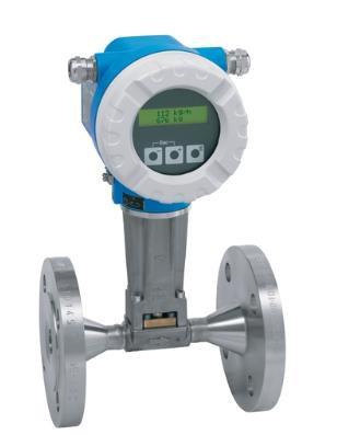 ENDRESS+HAUSER 72F1F-SB0AA1AAA4AW Flowmeter