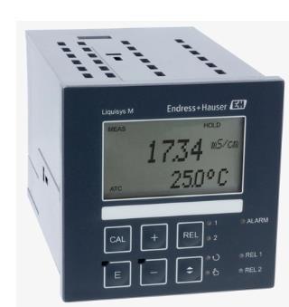 ENDRESS+HAUSER CLM223-CD0010 LIQUISYS M CLM223 Transmitter