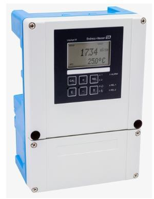 ENDRESS+HAUSER CLM253-ID 8010 Transmitter