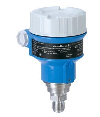 ENDRESS+HAUSER PMP51-24K1/0 71086209 PMP51-AA21JD1SGBR1JA1 CERABAR M PMP51 Digital Pressure Transmitter