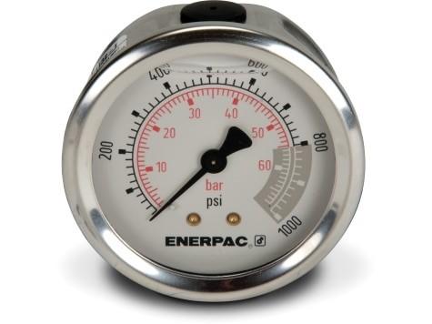 Enerpac G2531R Hydraulic Pressure Gauge