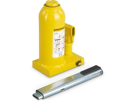 Enerpac GBJ010A Hydraulic Industrial Bottle Jack
