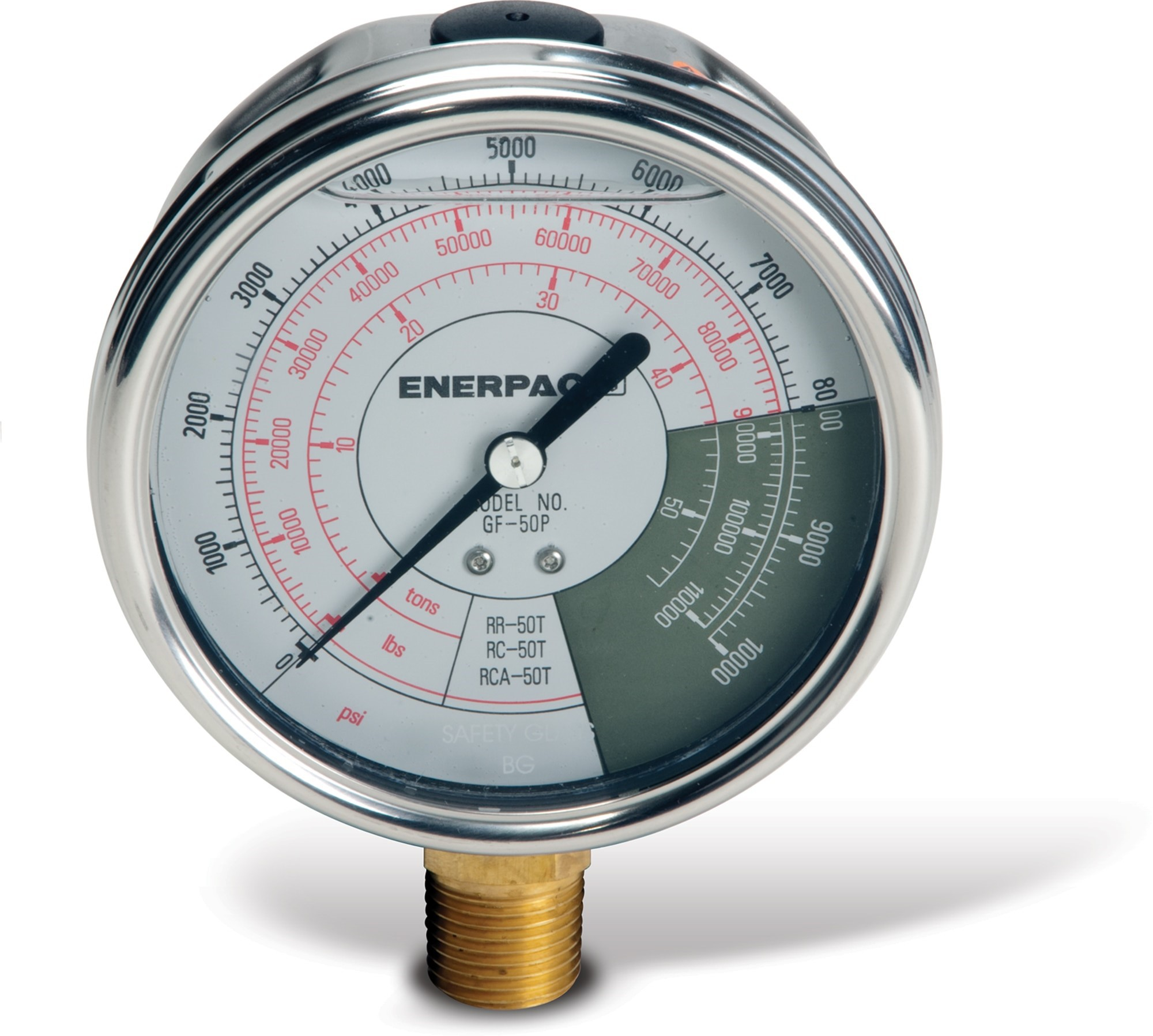 Enerpac GF50B Hydraulic Force and Pressure Gauge