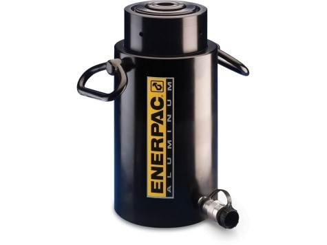 Enerpac RACL1508 Aluminum Lock Nut Hydraulic Cylinder