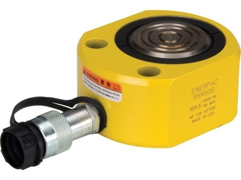 Enerpac RSM500 Low Height Hydraulic Cylinder