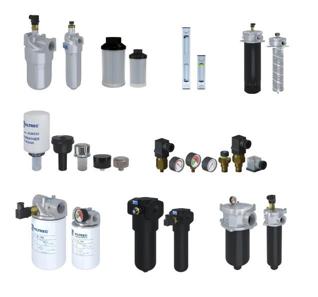 Filtrec R130C25B Filter