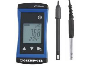 Greisinger G1410 Universal Conductivity Measuring Device