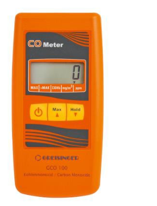 Greisinger GCO100 Compact CO-Measuring Device