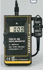Greisinger GDH12AN  Digital Vacuum /Barometer