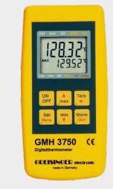 Greisinger GMH 3750 PT100 High Precision Thermometer