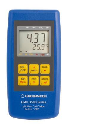 Greisinger GMH3551 Temperature Measuring Device