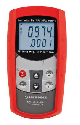 Greisinger GMH5155 Water-proof Pressure Handheld Device