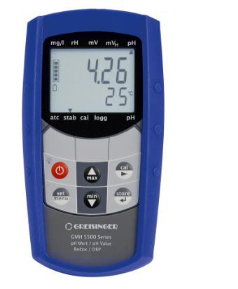 Greisinger GMH5530 Waterproof Handheld Measuring Device