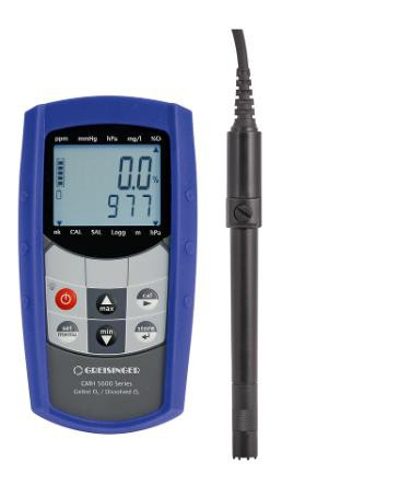 Greisinger GMH5650-L10  Waterproof Handheld Measuring Device
