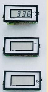 Greisinger GTA0420 Display Module