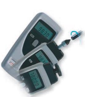 Greisinger ROTARO 3 603861 Rotation Speed Measuring Device