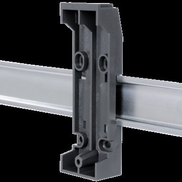 HELMHOLZ 700-390-6BA01 Profile rail adapter for top hat rail