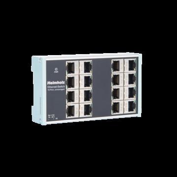 HELMHOLZ 700-840-16S01 16-Port, unmanaged, 100MBit