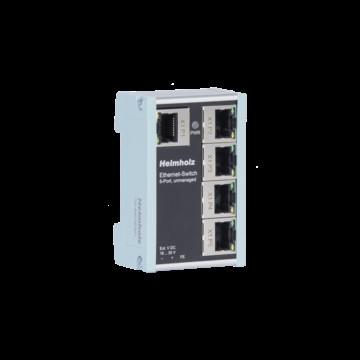 HELMHOLZ 700-840-5ES01 5-Port, unmanaged, 100MBit
