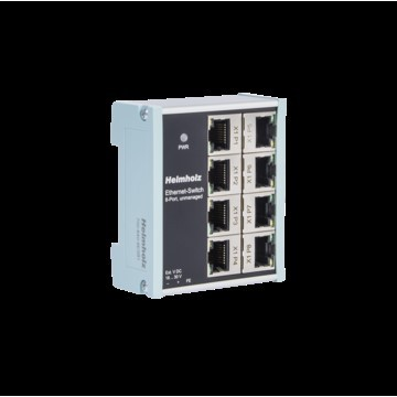 HELMHOLZ 700-840-8ES01 8-Port, unmanaged, 100MBit