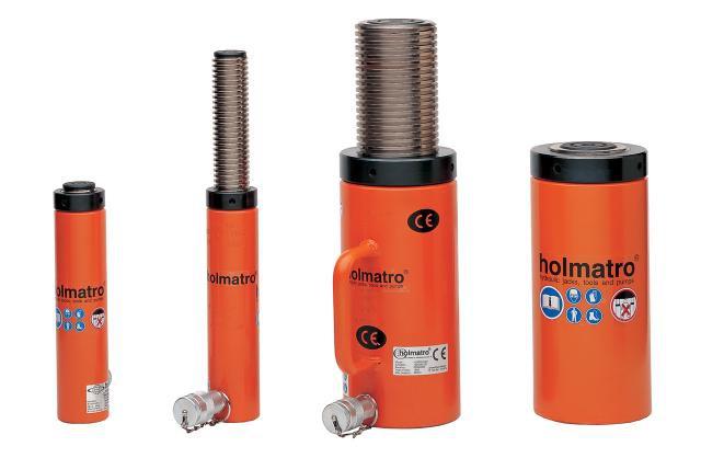 Holmatro HJ 250 G 15 SN Locknut Cylinder